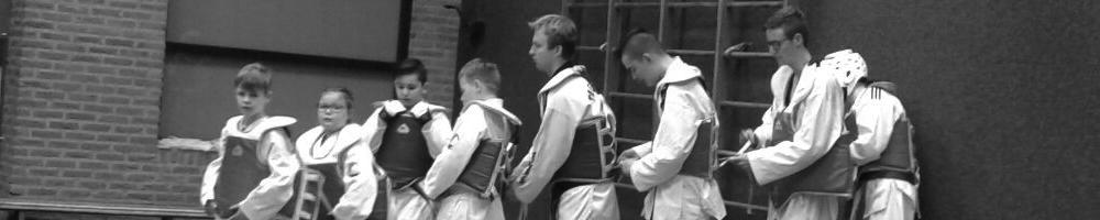 Taekwondo Nijverdal Sparren